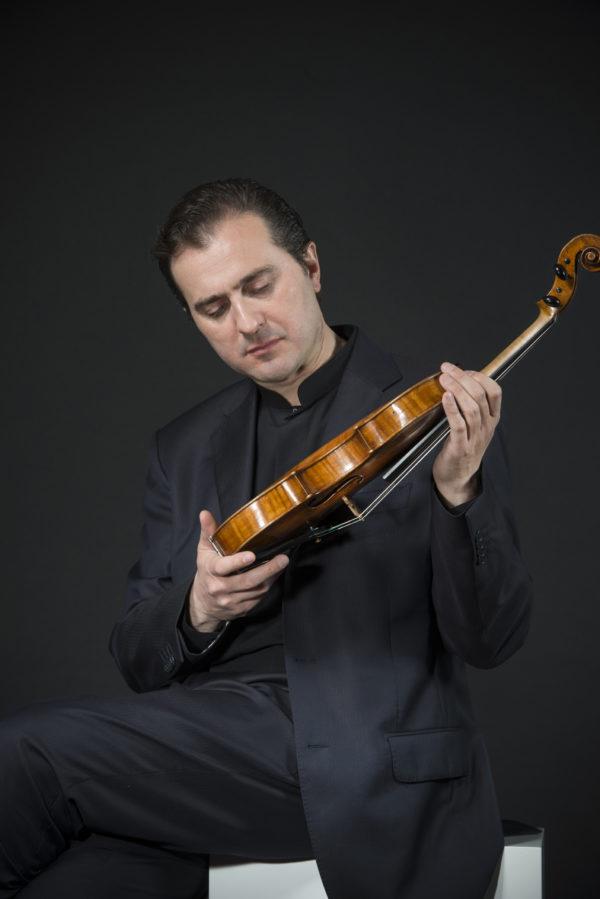 Matteo Fedeli e il violino Pietro Guarneri 1709