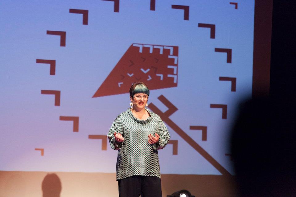 TEDx Veronica Fossa