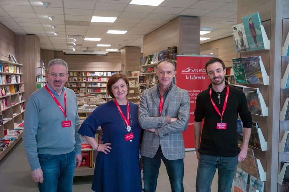 staff libreria