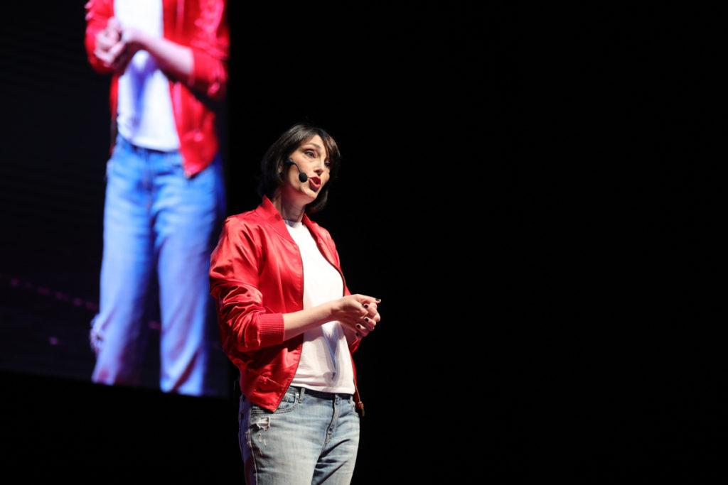 Giulia Blasi @TEDxVicenza 2019 (4)