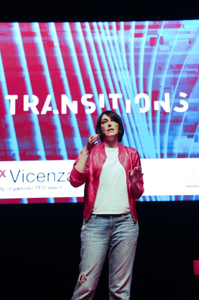Giulia Blasi @TEDxVicenza 2019
