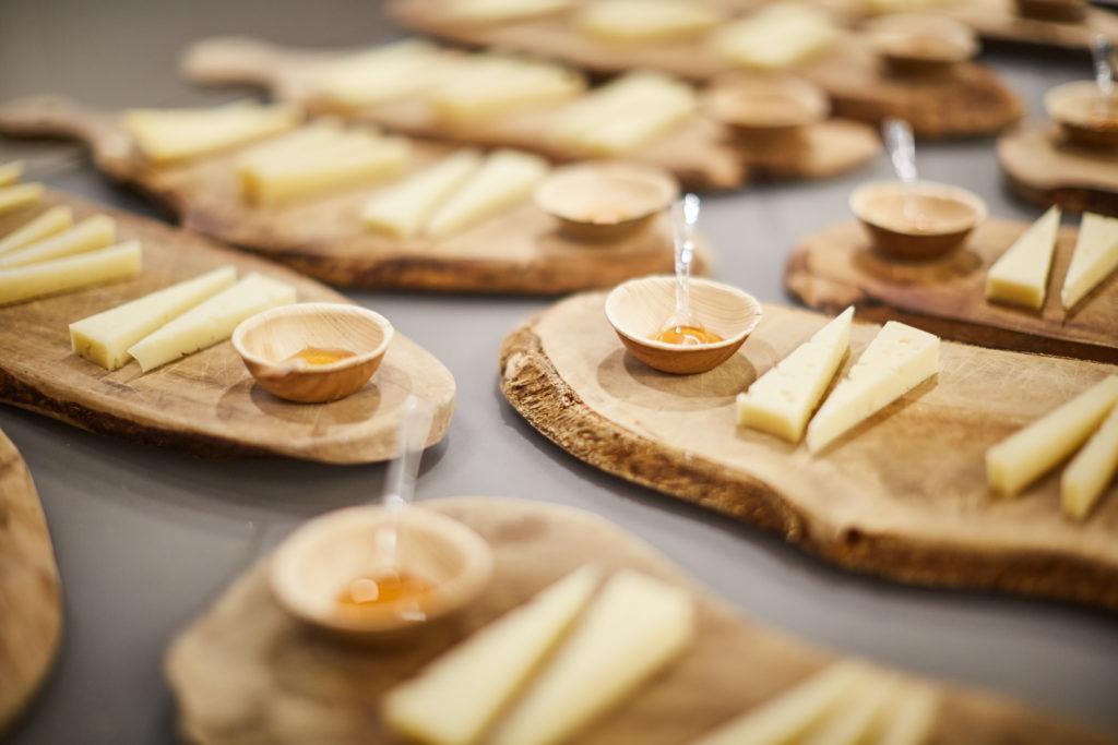confettura e formaggi