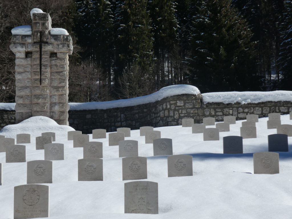 cimitero Britannico Valmagnaboschi