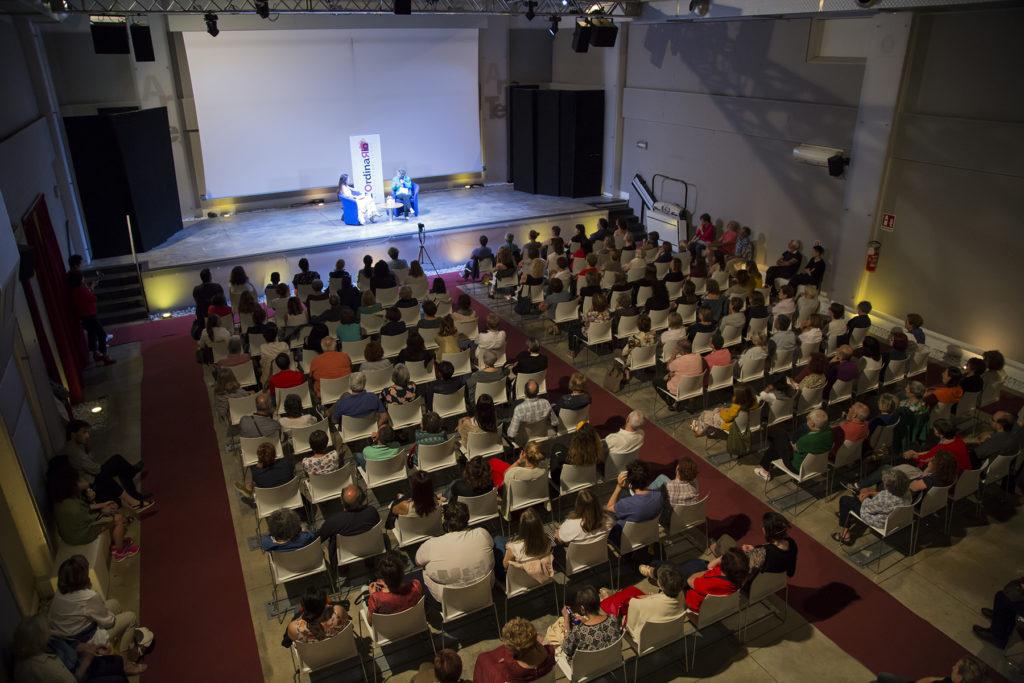 Capannori-Incontra Autori 2019 con Dacia Maraini e Angela Iantosca organizzato da L'Ordinario di Romina - Ph Andrea Simi